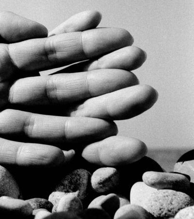 Bill Brandt, 'Nude, Baie des Anges, France', October 1959