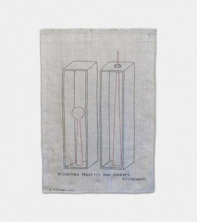 Julio Villani, 'pequenos projetos para grandes diferenças', 2004