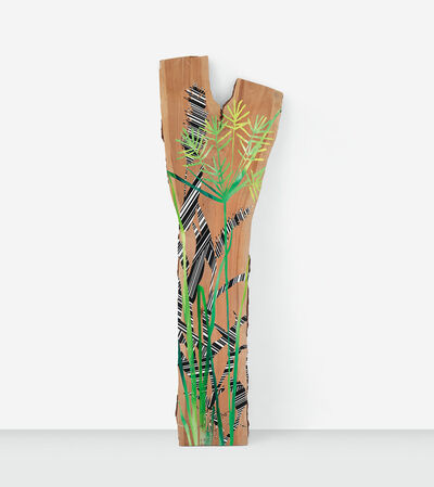 Jason Middlebrook, 'The Foxtail and The Nut Grass', 2019