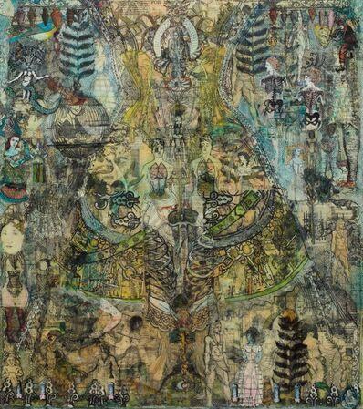 Anne Grgich, 'Corseticus', 2016