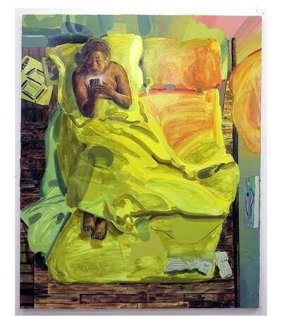 Hilary Doyle, 'Bed', 2016