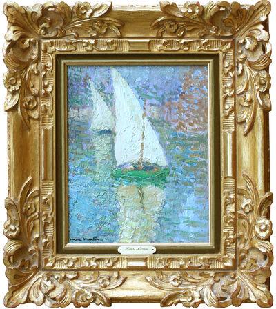 Henri Martin, 'Sailboats', 1900-1930