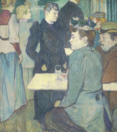 Henri de Toulouse-Lautrec, 'A Corner of the Moulin de la Galette', 1892