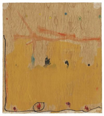 Helen Frankenthaler, 'Tales of Genji II, from Tales of Genji', 1998