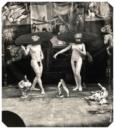 Joel-Peter Witkin, 'The Eggs of My Amnesia, Rome', 1996