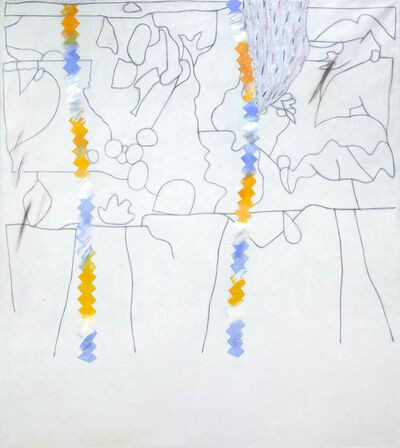 Prunella Clough, 'Jingle', 1993