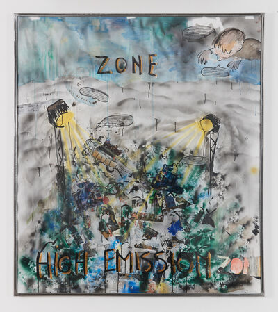 Joris Van de Moortel, 'High Emission Zone', 2019