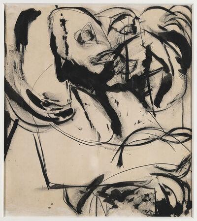 Grace Hartigan, 'Feline Image', 1952