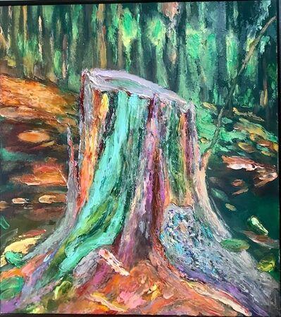 Scott Bennett, 'In The Woods', 2000