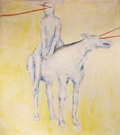 Gerhard Naschberger, 'Reiter', 1981