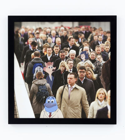 Ed Fornieles, 'London Has Fallen: Black Mass', 2015