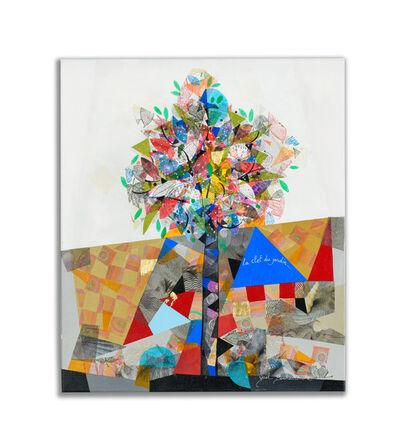 Yoël Benharrouche, 'La Clef du Jardin ', 2019