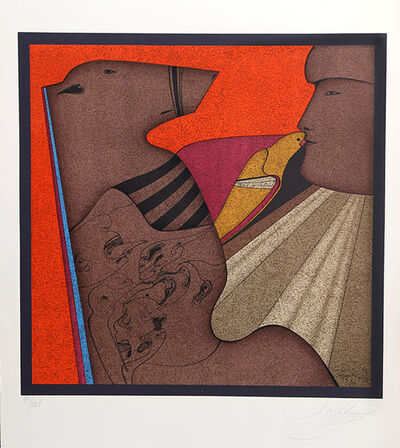Mihail Chemiakin, 'Untitled IX', 1977