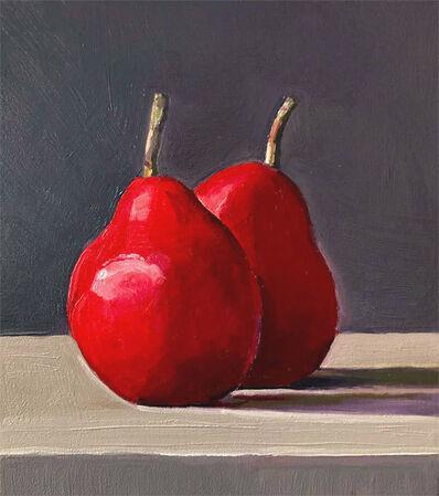 Dan McCleary, 'Red Pears', 10.4.19