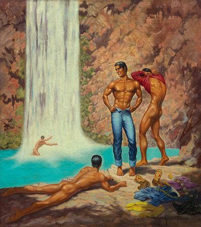 George Quaintance, 'Havasu Creek', 1948