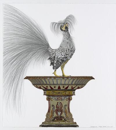 Raqib Shaw, 'Whimsy Beasties...Cock-A-Liki', 2012