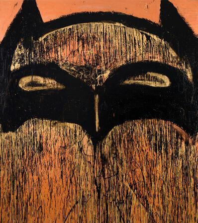 Joyce Pensato, 'Copper Batman', 2014