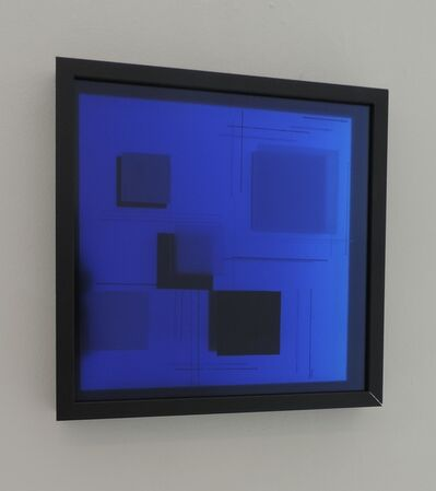 Alain-Jacques Lévrier-Mussat, 'Spectrographie – 476-I', 2019