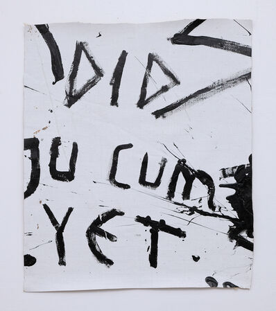 Richie Culver, 'Did You Cum Yet', 2019