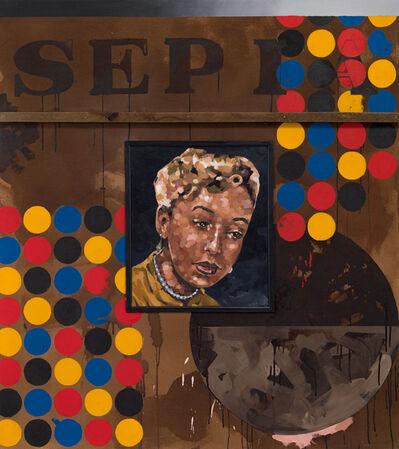 Jeremy Okai Davis, 'Sepia', 2020