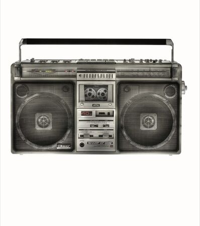 Lyle Owerko, 'Boom Box 5 (Edition of 20)', 2015