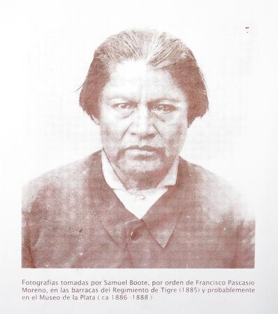 Cristina Piffer, 'Serie Indios - Cacique Saihueque', 2015