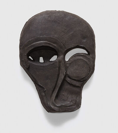 Thomas Houseago, 'Oxford Mask', 2010