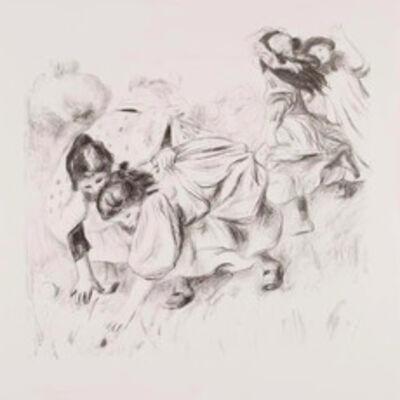 Pierre-Auguste Renoir, 'Enfants jouant à la Balle', 1900