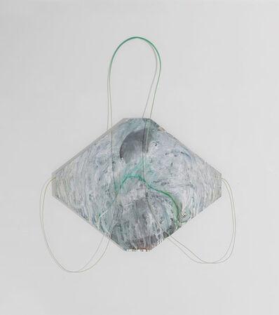 Gerhard Hoehme, 'Jade weit her', 1986