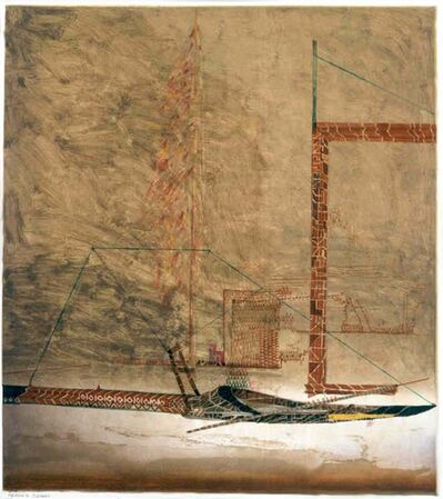 Nathan Joseph Roderick Oliveira, 'Pessoa's Sleigh II', 2000