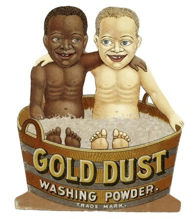 Hank Willis Thomas, 'Gold Dust Twins', 2011