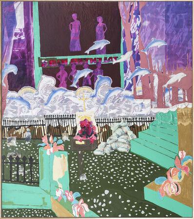 Katharien de Villiers, 'cemetery/ dreamscape', 2019