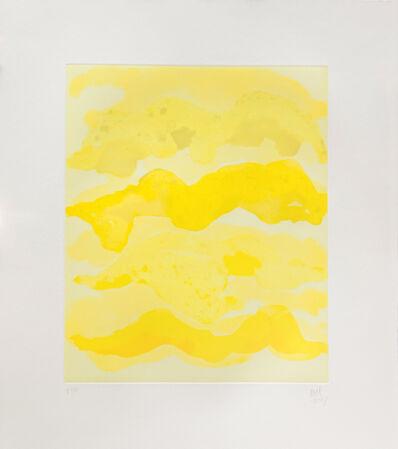Mary Heilmann, 'Yellow Lineup', 2017
