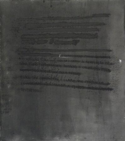 Gustavo Speridião, 'Trotsky', 2015