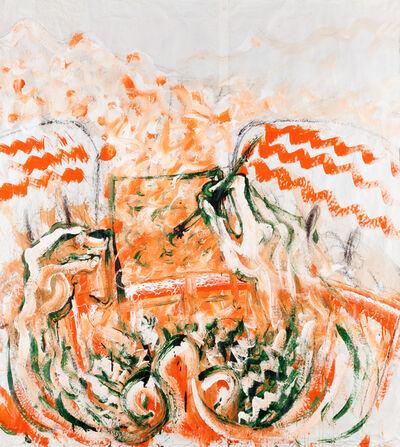 Adolfo Schlosser, 'Autorretrato en Bustarviejo', 1982-1985