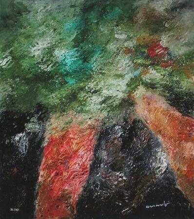 Armando, 'Waldrand', 2014