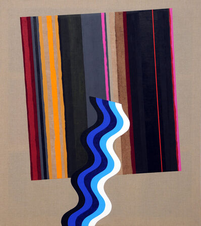 Mohammed Melehi, 'Untitled 2', 2011-2012