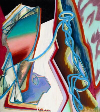 David Palliser, 'Ankle', 2015