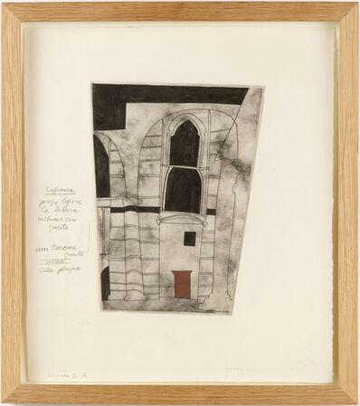 Ben Nicholson, 'Siena', 1917