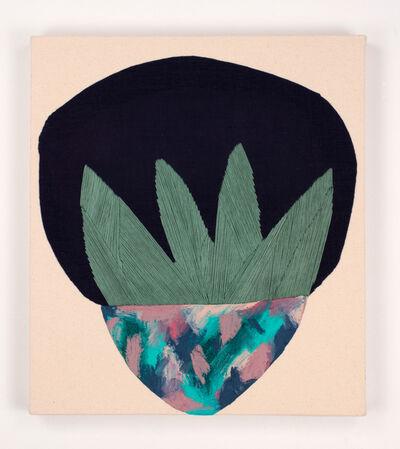 Amanda Valdez, 'Sticky Garden', 2019
