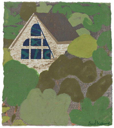Daniel Heidkamp, 'Triangle House', 2015