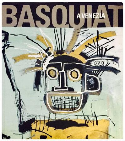 Jean-Michel Basquiat, 'Basquiat a Venezia, Exhibition Catalog', 1999