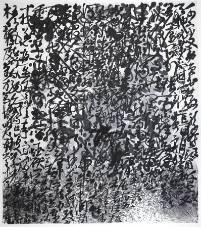 Wang Gongyi, 'Thousand Character Text 千字文', 2018