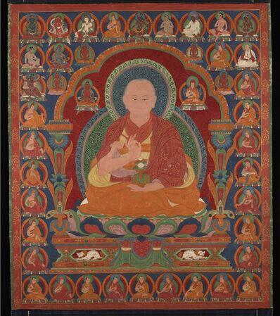 'Lama (Teacher) Mawai Sengge', 17th century