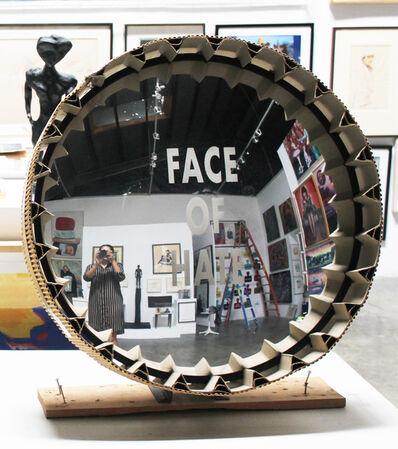 Daniel Joseph Martinez, 'Face of Hate', c. 1990