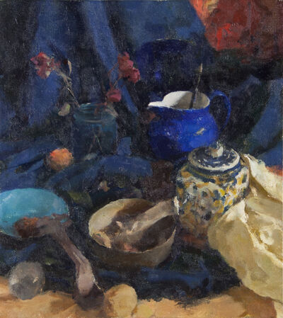 Jordan Wolfson (b.1960), 'Still Life with Pitcher and Two Bowls I', 2014