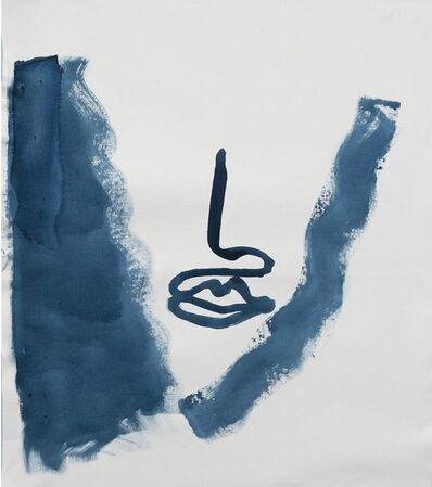 Anabella Papa, 'boca azul sin ojos', 2015