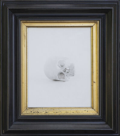 Jefferson Hayman, 'Untitled (Sideways Skull)', 2019