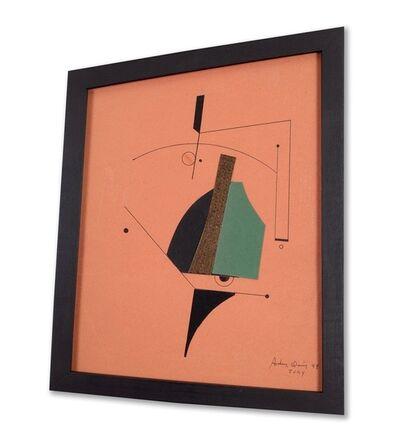 Carmelo Arden Quin, 'Collage sin título', 1949