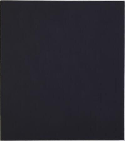 Phil Sims, 'Untitled Blue/Black', 2005